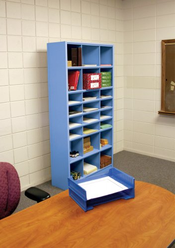 Book or File Shelving/4 post shelving with bin dividers