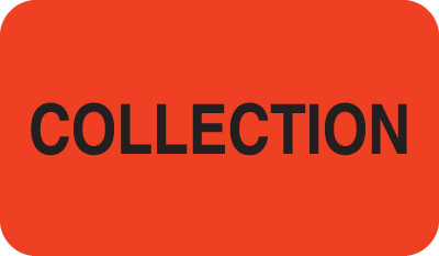 Collection  Fluorescent Red 1-1/2