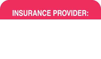 Insurance Provider  Red 1-1/2